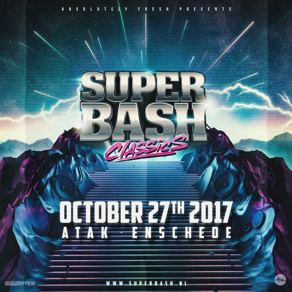 SUPERBASH classics – Save the date!