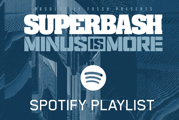 Minus Is More – Spotify playlist