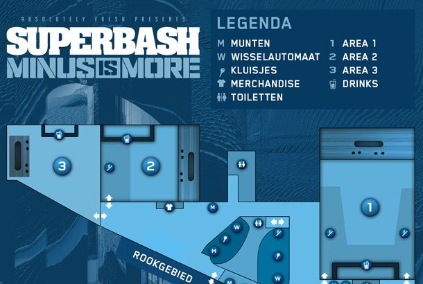 Floorplan release SUPERBASH